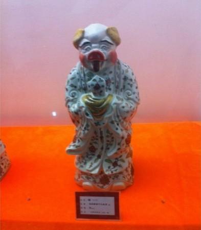 Trung Quốc: bảo tàng ôi mặt vì 'cổ vật đời Thanh' trang trí nhân vật hoạt hình