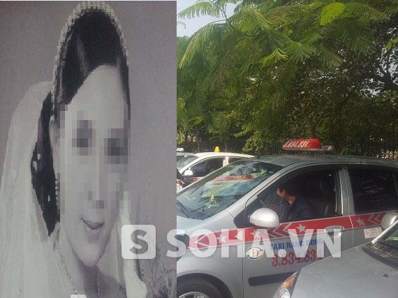 Chị Ngọc trong tin đồn kiều nữ Hải Dương cưỡng dâm tài xế taxi.