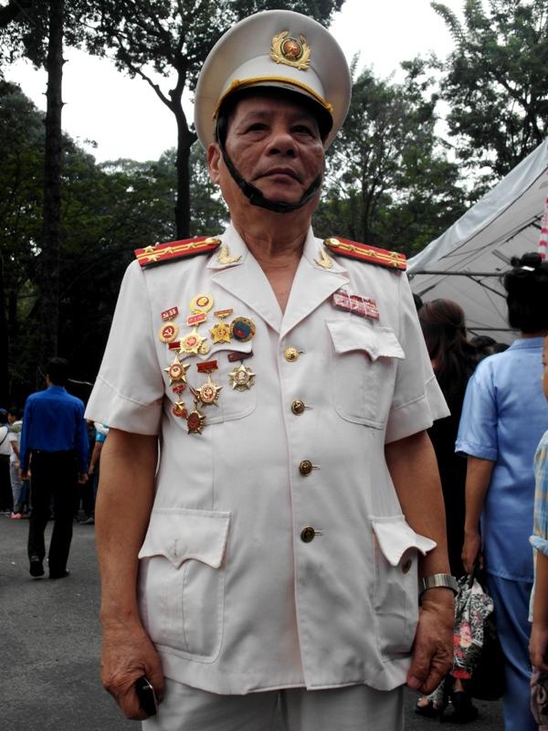 Đại tá Dương Hữu Nam