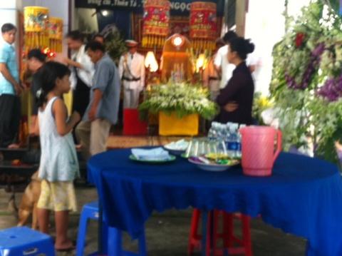Lễ truy điệu, an táng Thiếu tá Trần Ngọc Sơn sẽ diễn ra vào sáng ngày thứ 5, 26/9 sắp tới.