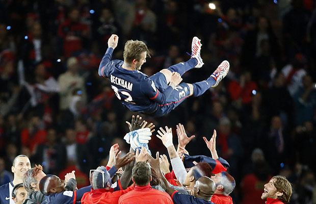 """Dù đã nghỉ hưu, David Beckham vẫn là cái tên rất """"nóng"""""""