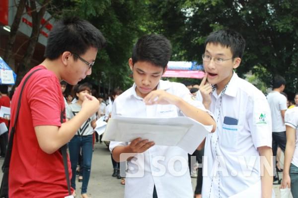 Điểm chuẩn vào ngành Bác sỹ Đa khoa, ĐH Y Hà Nội lên đến 28 điểm.