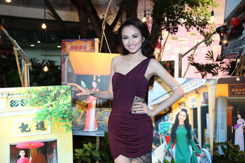 Hoa hậu Diễm Hương từng muốn trả vương miện