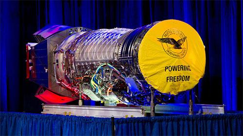 Động cơ F-119-PW-100
