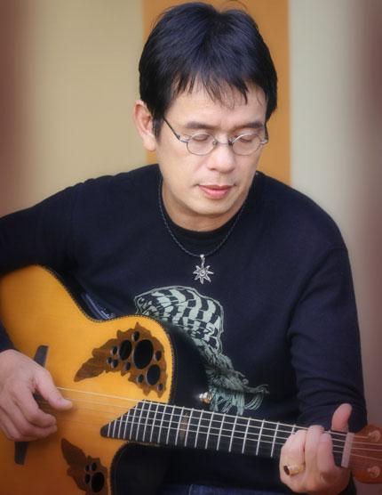 Nhạc sỹ Đức Huy.