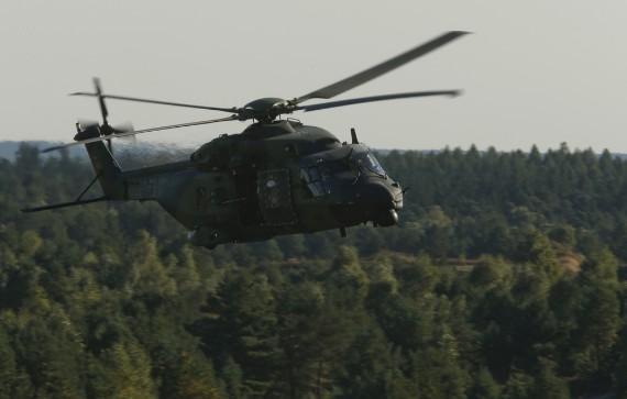 Trực thăng NH90.