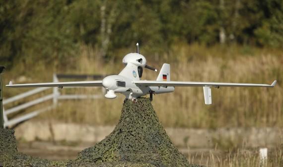 UAV LUNA.