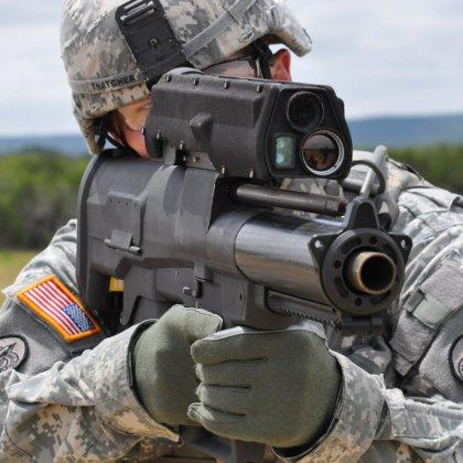 10 loại vũ khí của tương lai đang được hoàn thiện