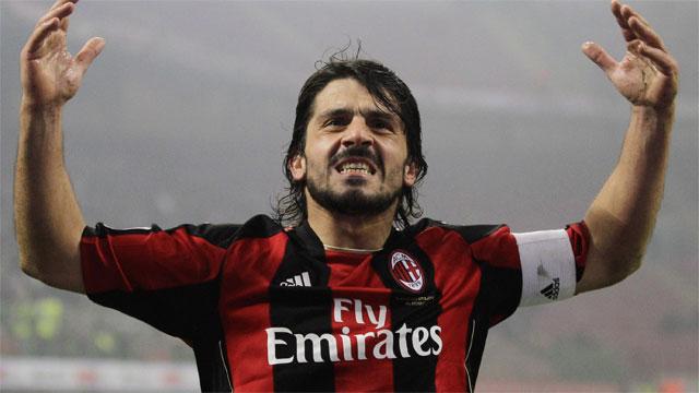 Gattuso sắp được bổ nhiệm làm HLV cho Palermo