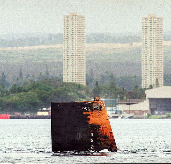Tàu ngầm USS Greeneville
