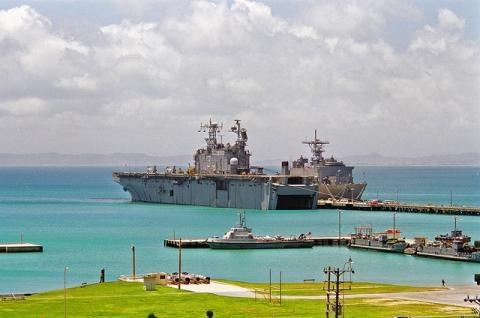 Căn cứ Hải quân Mỹ tại Okinawa