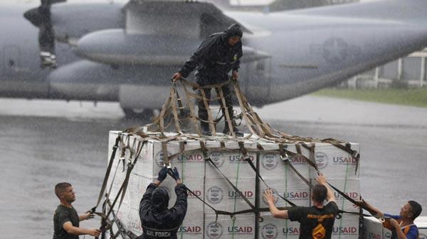 Mỹ tiếp tục khẳng định quyền lực mềm tại ĐNA bằng những cam kết viện trợ khổng lồ cho Philippine.