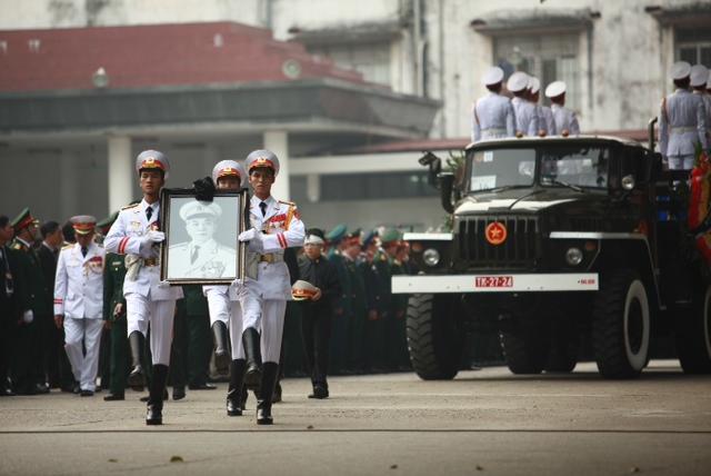 Trong đêm đầu tiên sau khi Đại tướng trở về với đất Mẹ, độc giả đã gửi rất nhiều thư chia sẻ đề xuất con đường mang tên Đại tướng Võ Nguyên Giáp