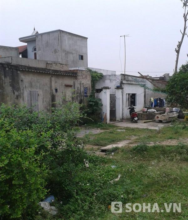 Nhà nghỉ Vạn Lộc, nơi các đối tượng đưa H vào để hãm hiếp