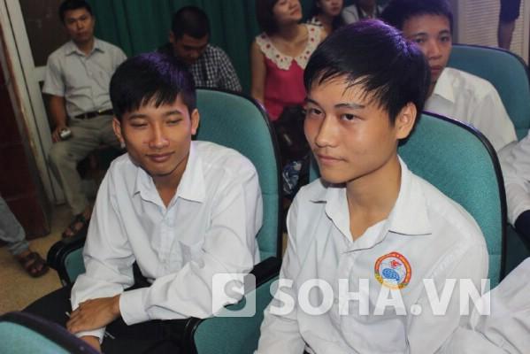 Lê Xuân Hoàng - thủ khoa kép ĐH Thủy Lợi và ĐH Y Hà Nội bày tỏ mong muốn trở thành bác sỹ vừa có tâm, vừa có tài.