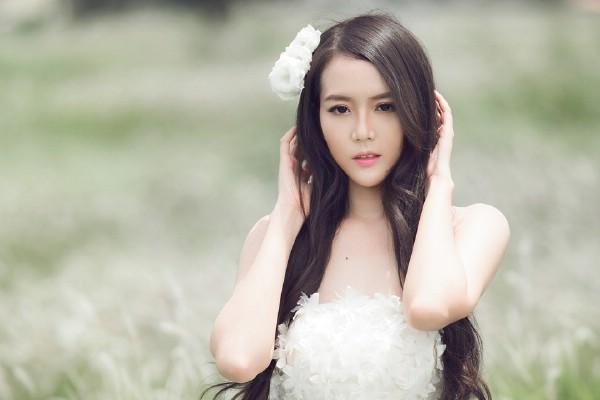 Người mẫu chân dài Ngọc Qúy cũng giành số điểm 22,5 và nắm chắc trong tay cơ hội đỗ vào ngành Thiết kế thời trang.