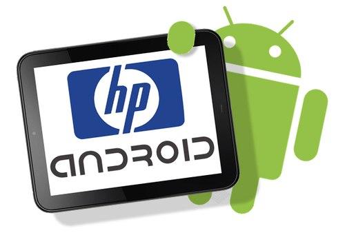 HP ấp ủ làm tablet và di động chạy Android