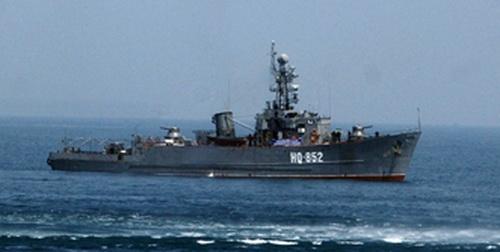 Tàu quét lôi Yurka có hệ thống các thiết bị phá mìn bằng chạm nổ, từ tính, sóng âm… được Việt Nam tiếp nhận năm 1981 sử dụng từ năm 1963 trong hải quân Liên Xô