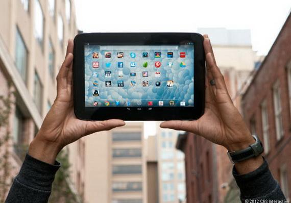 Top 5 tablet's next top model