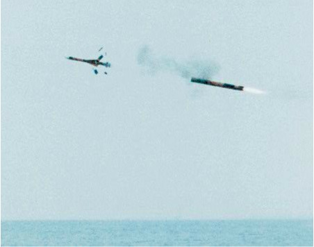 'Cá bay' Exocet: 'Khắc tinh' của tàu sân bay Trung Quốc ở biển Đông