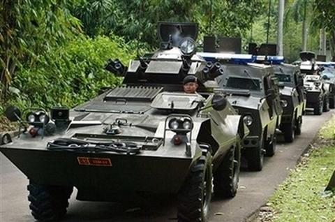 Indonesia chi 1,6 tỷ USD mua khí tài quân sự