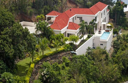 Biệt thự thiên đường trên quần đảo Virgin