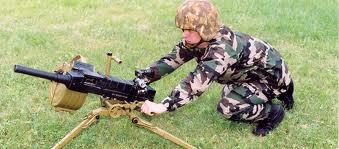 ASG-30 có đầy đủ cơ cấu đế, chỉnh hướng, nâng tầm và tay cò đặc biệt như pháo