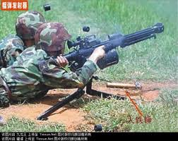 Các thiết kế súng phóng lựu của Trung Quốc chịu ảnh hưởng từ ASG-17 của Nga