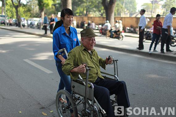 Những hình ảnh đẹp tại lễ viếng đại tướng Võ Nguyên Giáp