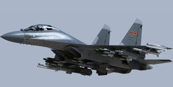 Trung Quốc dự định biến J-16 thành con ngáo ộp thiết lập không hải chiến trên biển Đông.