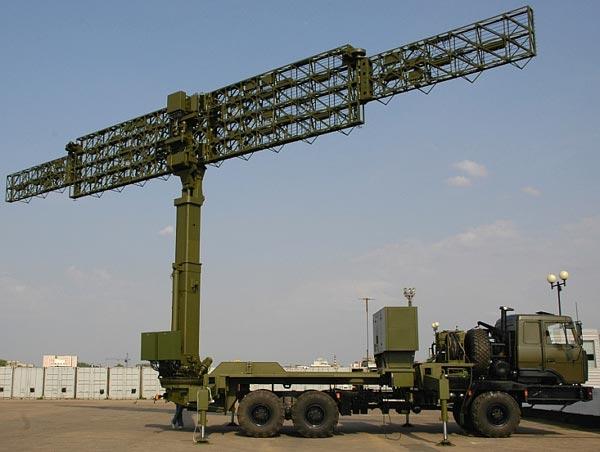 Radar cảnh giới chuyên phát hiện máy bay tàng hình Vostock-E