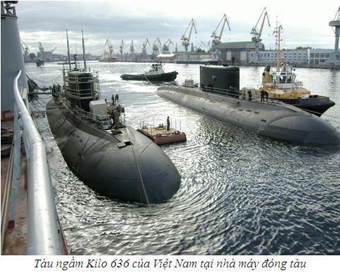 Nga sẵn sàng ưu tiên khi Việt Nam cần gấp một lực lượng tàu ngầm đủ mạnh để bảo vệ chủ quyền biển đảo