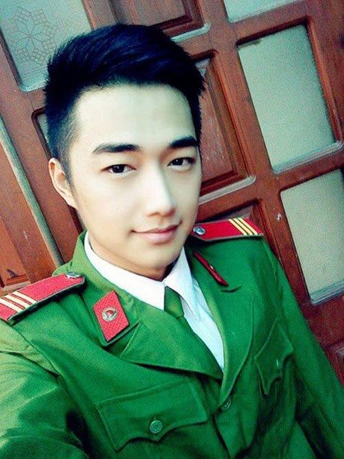 Quang Uno hiện đang làm việc tại công an Hải Phòng.