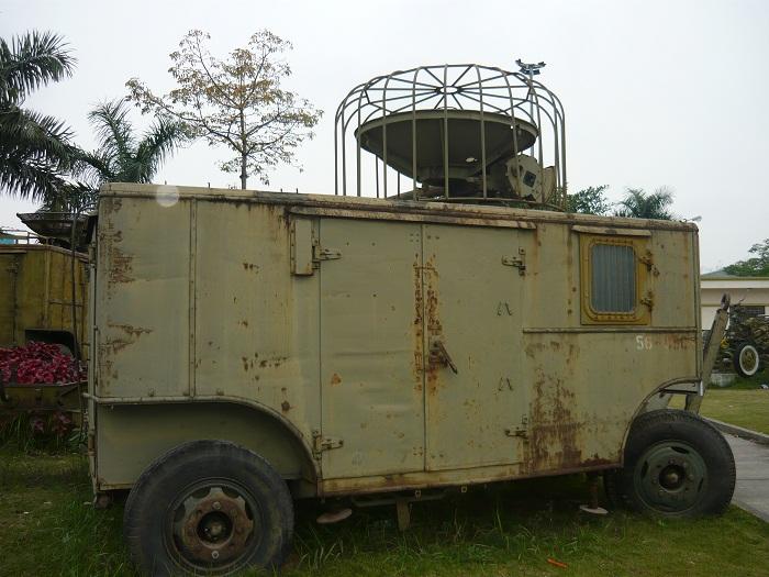 Radar K8-60 của Trung Quốc không bị ảnh hưởng bởi nhiễu của B-52