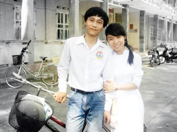 Lê Xuân Hoàng (Hoằng Hóa, Thanh Hóa) trở thành thủ khoa kép đầu tiên cả nước năm 2013.
