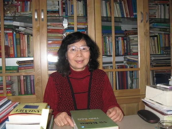 GS. TS. Lê Thị Quý (Viện trưởng Viện Nghiên cứu Giới và Phát triển)
