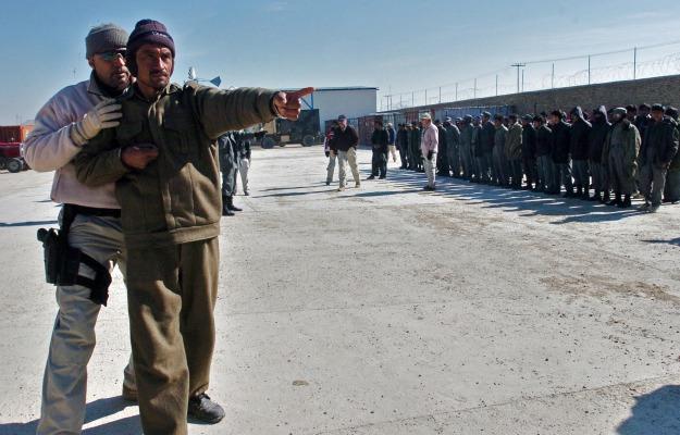 Lính đánh thuê Mỹ đào tạo cảnh sát Afghanistan