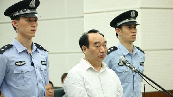 Trung Quốc: Cựu quan chức lộ băng sex nhận 13 năm tù