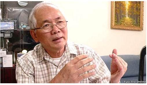 Luật sư Trần Quốc Thuận - Nguyên Phó Chủ nhiệm Văn phòng Quốc hội