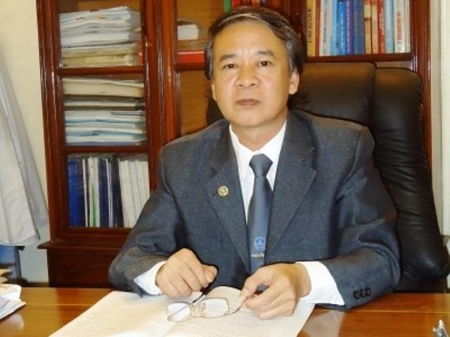 Luật sư Nguyễn Hoàng Tiến - Trưởng VP luật Đức Thịnh