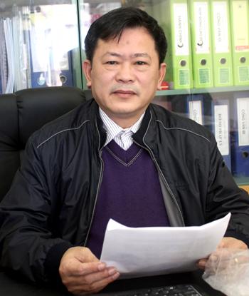 Luật sư Trần Đình Triển (đoàn luật sư TP. Hà Nội, trưởng văn phòng luật sư Vì Dân, Hà Nội).