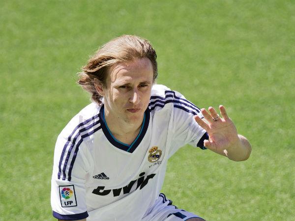 David Moyes muốn đưa Modric về đầu quân cho Man United