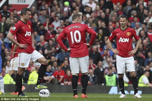 Man United thua Chelsea