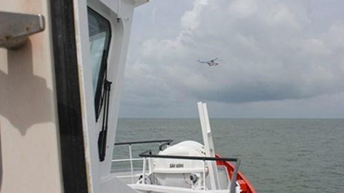 Công tác tìm kiếm cứu nạn vẫn đang được triển khai tích cực