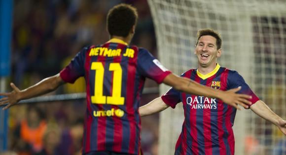 Mức lương Neymar đang được hưởng còn cao hơn cả Messi