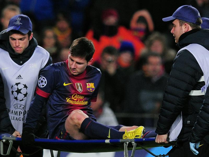 Barca yếu đi rất nhiều mỗi khi vắng Messi