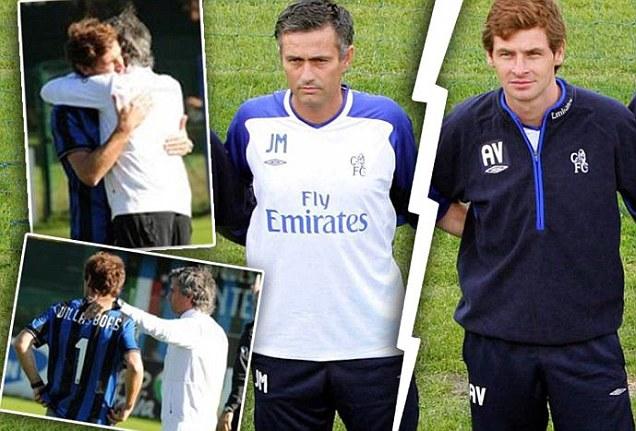 Villas-Boas không thích bị ví với Jose Mourinho