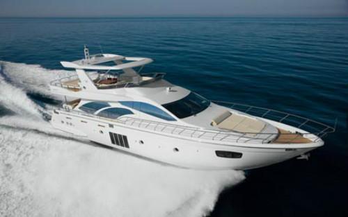 Chiếc du thuyền có trị giá 7 triệu euro của Neymar