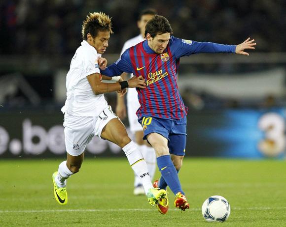 Nếu Neymar nói rằng sẽ tới Barca để vượt qua Messi thì có lẽ mọi thứ sẽ tốt hơn