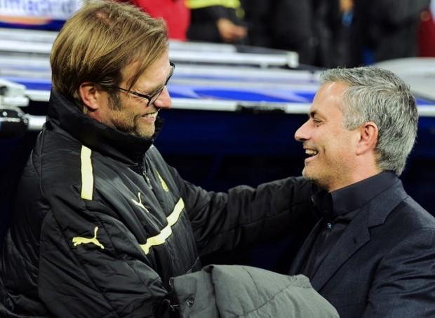 Mối quan hệ giữa Mourinho và Klopp bị đem ra xuyên tạc